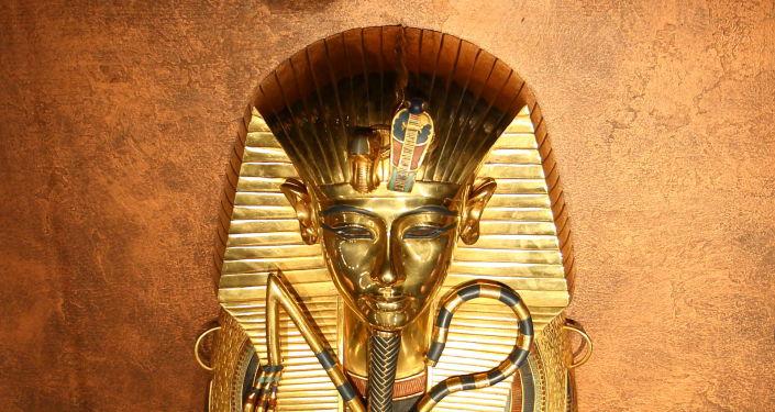 Faraó Tutancâmon (imagem referencial)
