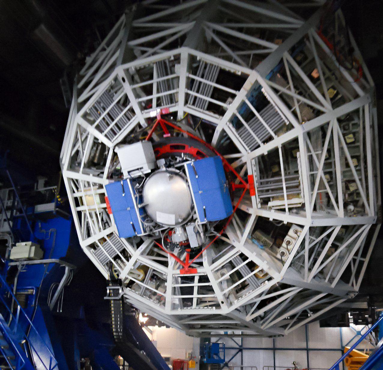 Instrumento para monitoramento do sistema estelar Alpha Centauri