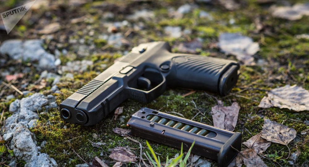 Pistola Udav [© Sputnik / Andrei Stepanov]