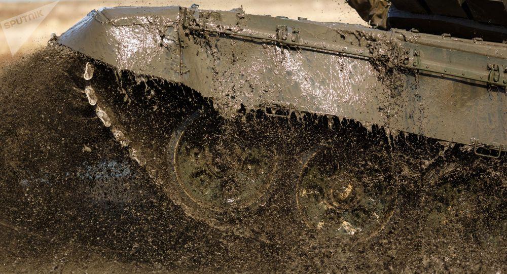 Tanque (foto de arquivo)