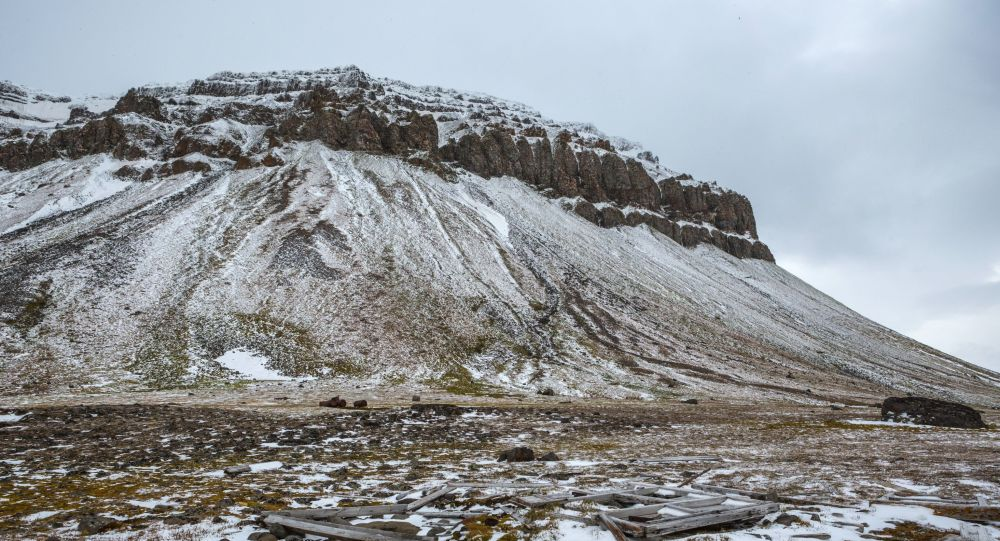 Ártico, Terra de Francisco José