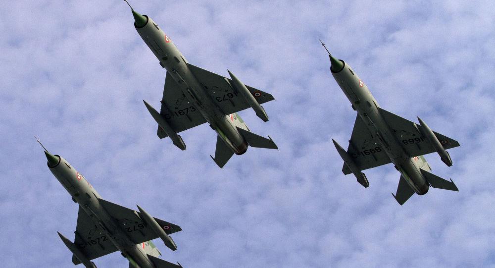 Como MiG-21 indiano poderia ter derrubado F-16 paquistanês