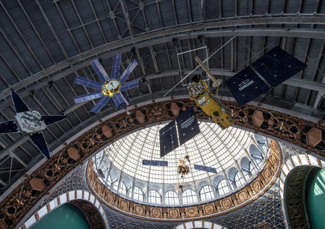 Protótipo do satélite Glonass-K