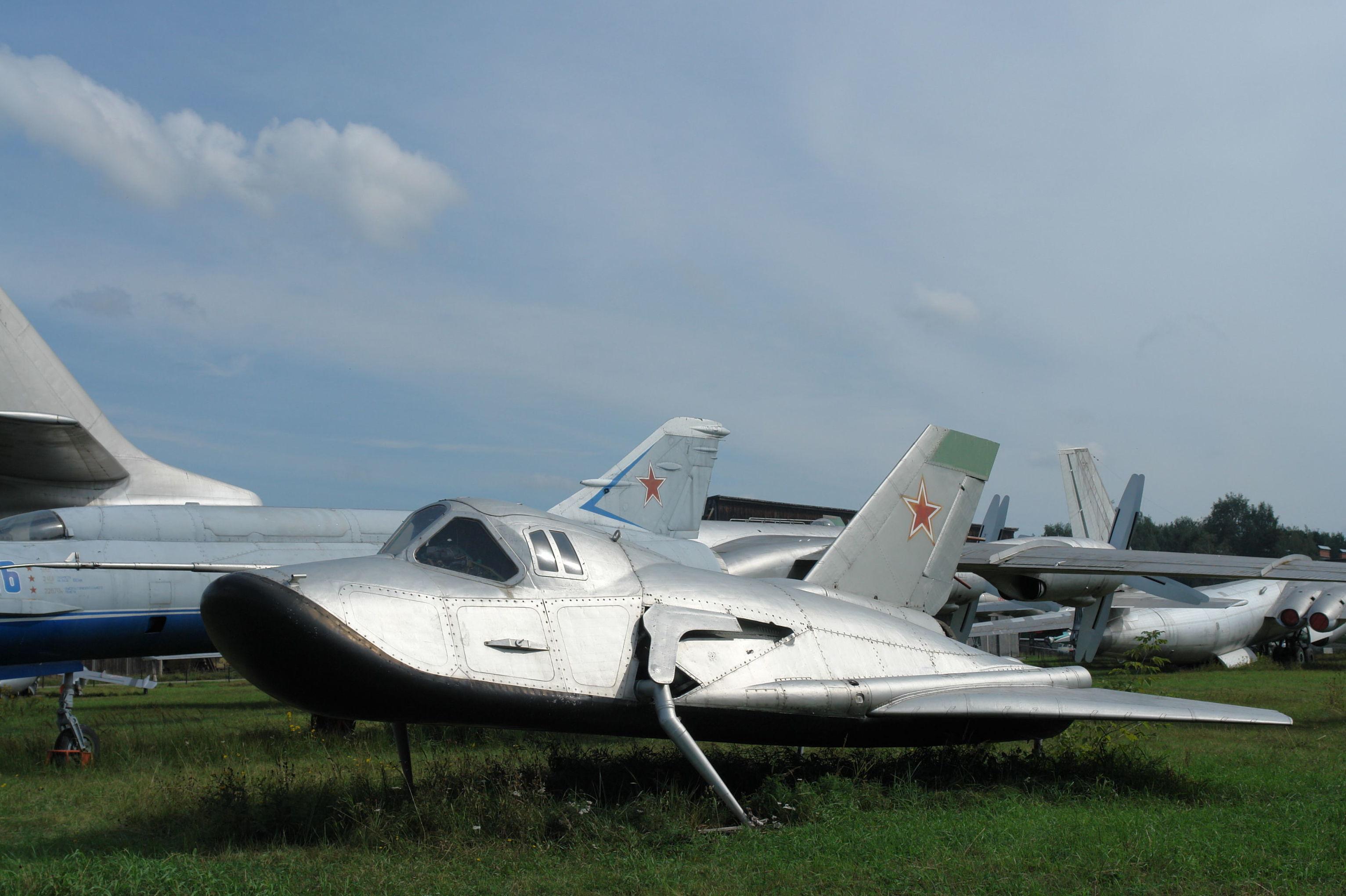 Avião espacial Spiral, desenvolvido na União Soviética