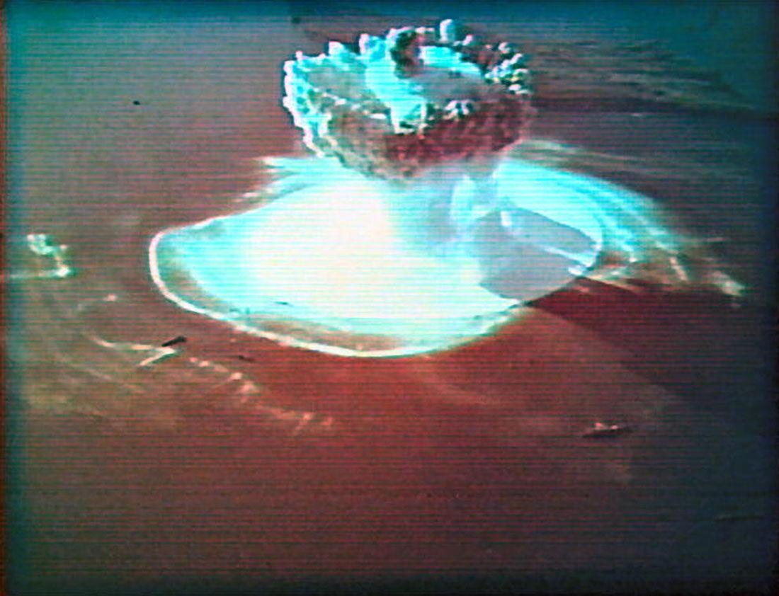 Primeira explosão nuclear submarina na URSS e a primeira explosão nuclear em Novaya Zemlya, 21 de setembro de 1955