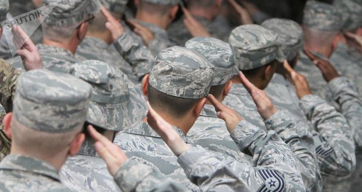 EUA vão enviar este ano 300 militares para Ucrânia