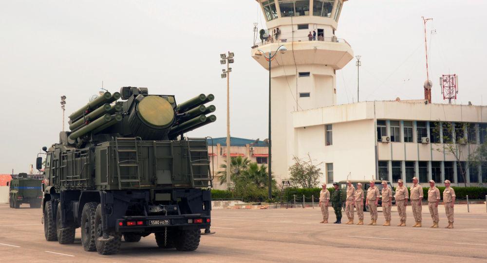 Base militar russa de Hmeymim, Síria
