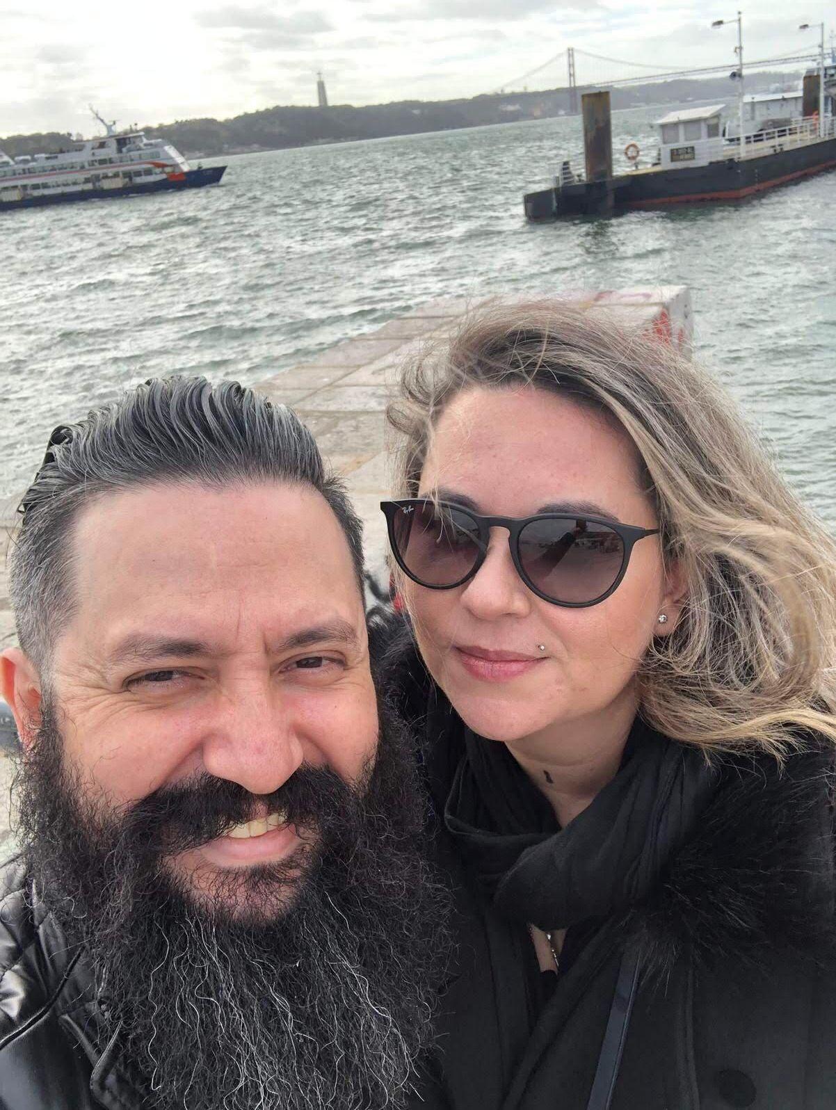A cidadã brasileira Janine Pereira se mudou de São Paulo para Portugal em outubro de 2018. junto com o seu marido.