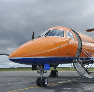 Embraer 120 (imagem ilustrativa)