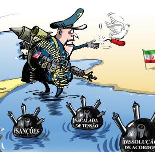 Que diplomacia é essa, EUA?