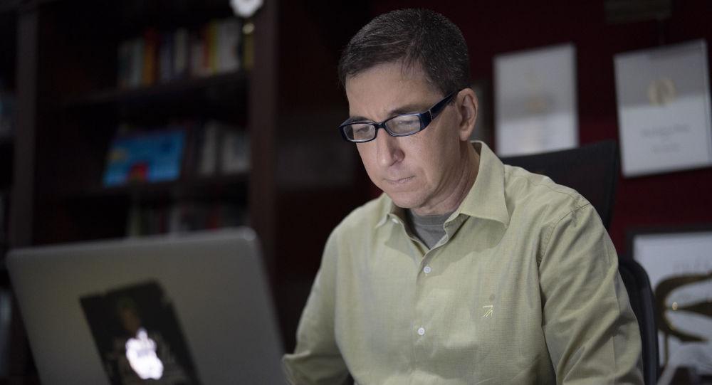 Jornalista Glenn Greenwald