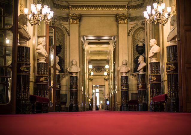 Palácio do Luxemburgo, em Paris