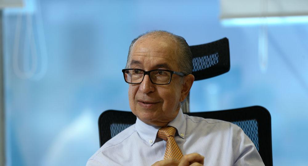 Ex-secretário da Receita Federal do Brasil, Marcos Cintra