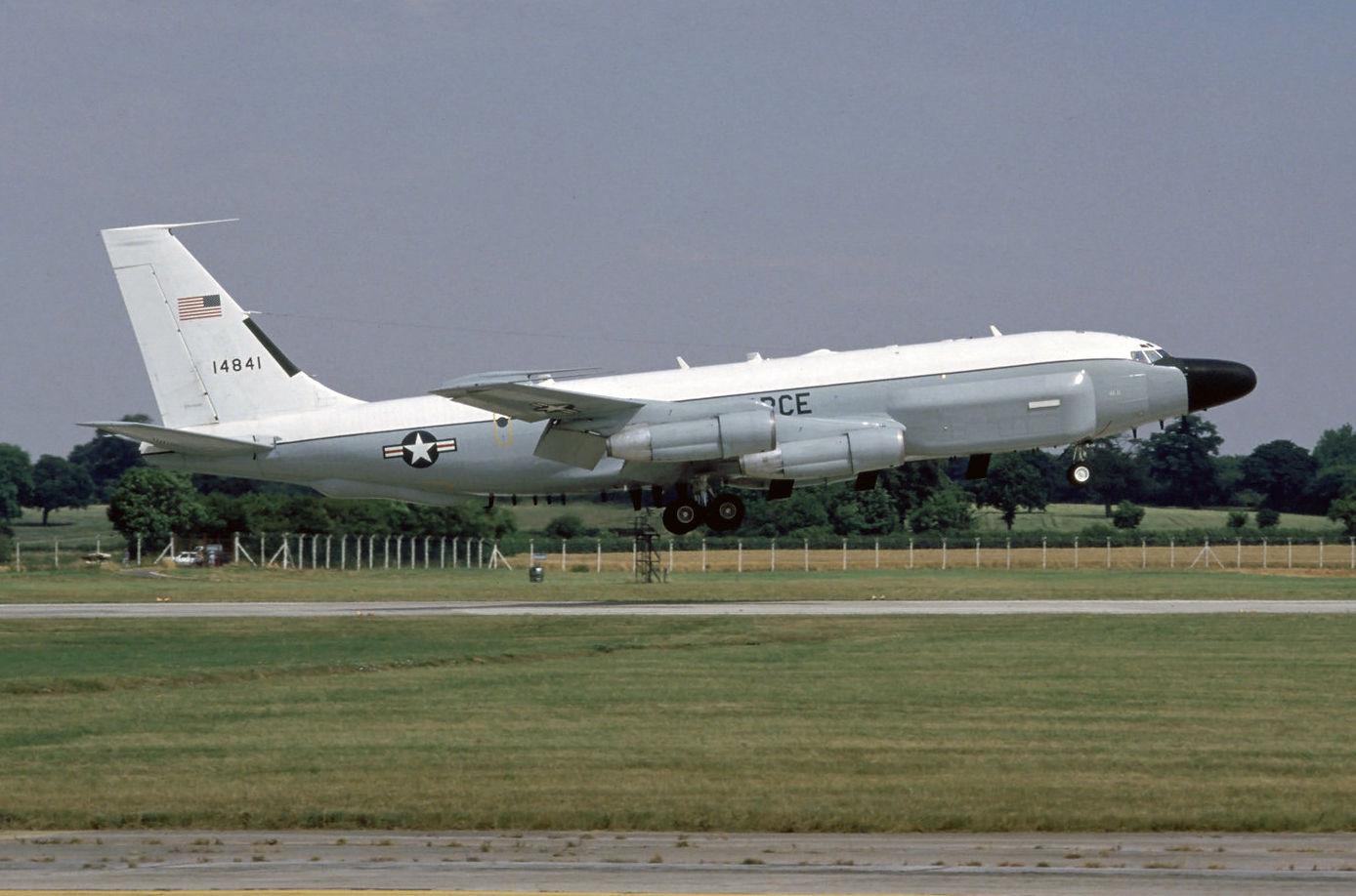 Boeing RC-135V norte-americano