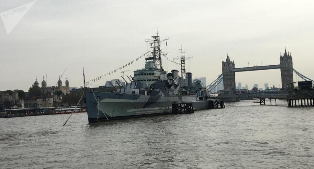 Navio da Marinha Real britânica, HMS Belfast