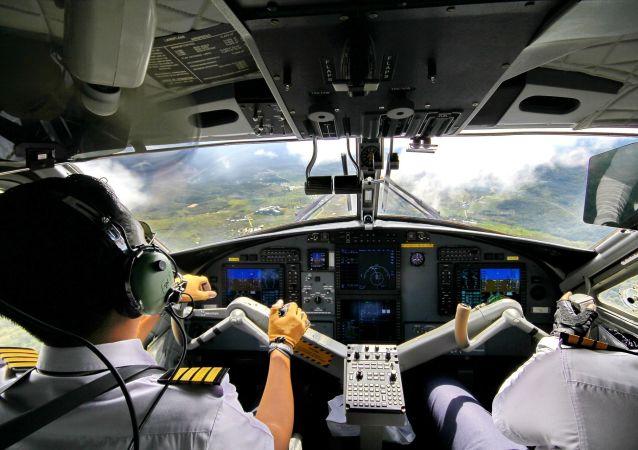 Сabine de pilotagem