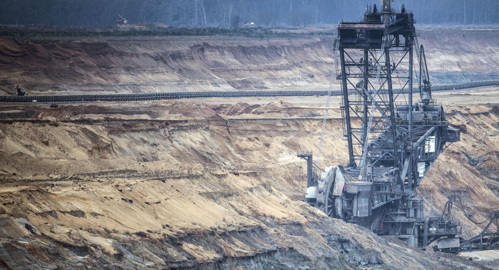 Mina de carvão na Alemanha (foto referencial)