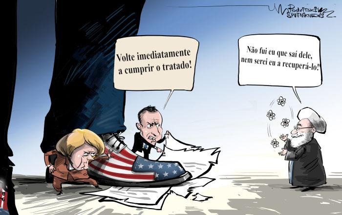 Deu branco na Europa sobre quem é culpado
