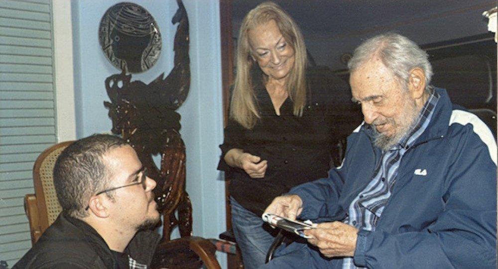 Ex-presidente da Cuba Fidel Castro