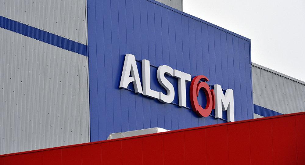 Empresa francesa Alstom