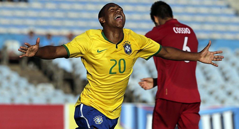 Brasil goleia o Peru por 5 a 0 no Sul-Americano Sub-20
