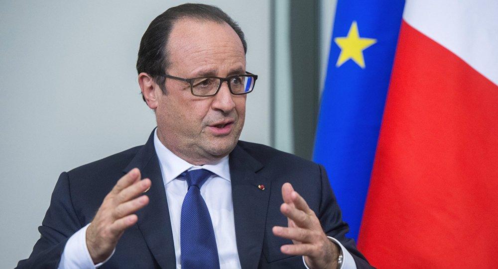 Hollande na cúpula do G20
