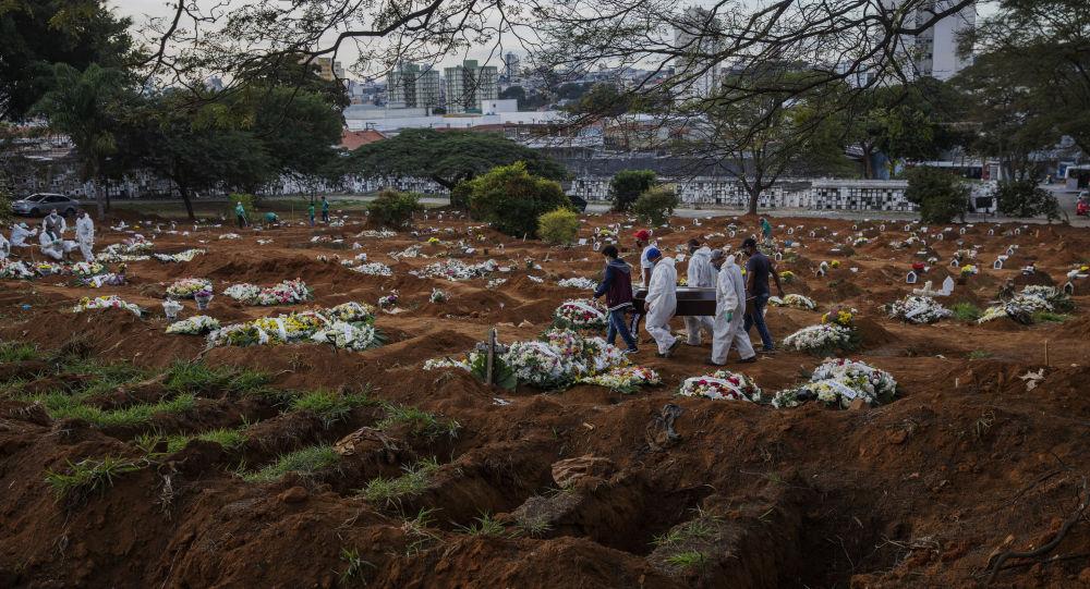 Congresso e STF decretam luto após Brasil chegar a marca de 100 mil mortos pela COVID-19