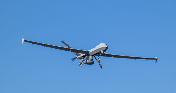 Empresa dos EUA revela drone de reabastecimento que poderia ser usado contra China (FOTO)