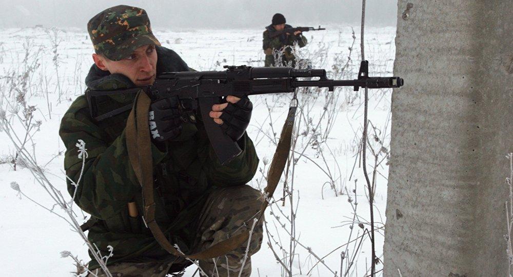 Milícias de Donbass