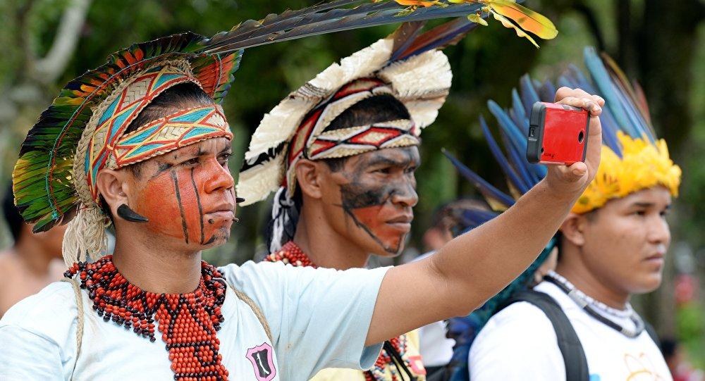 Índios Kaiapó