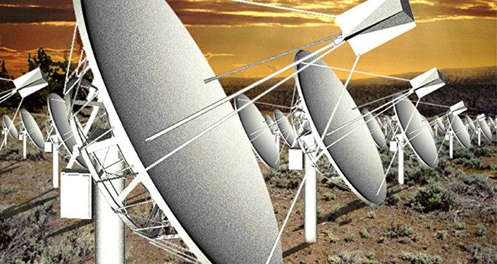 Instituto de Busca de Inteligência Extraterrestre (SETI, na sigla em inglês)