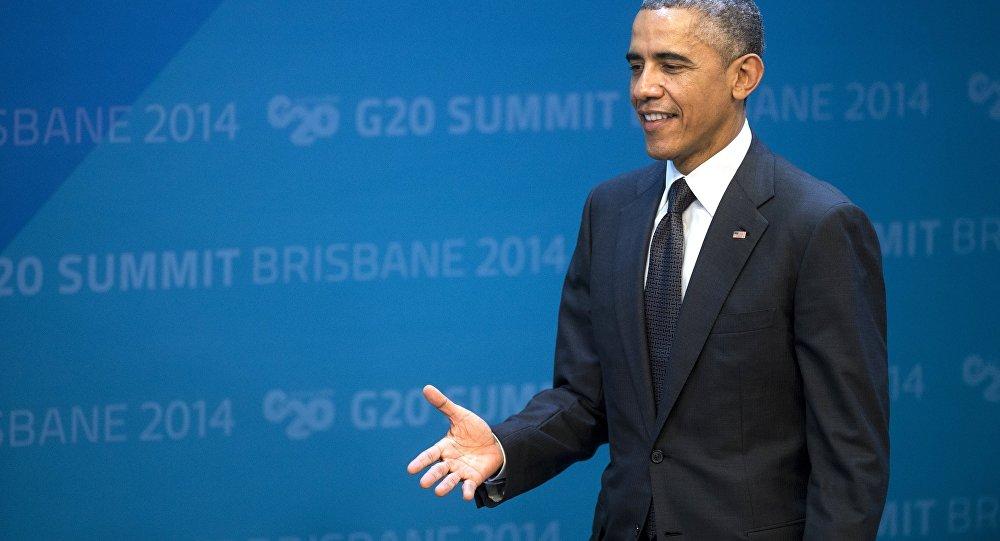 Obama participa da reunião de cúpula G20
