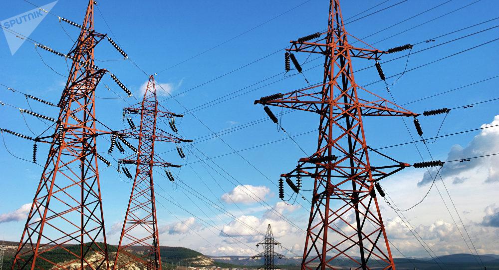 Torres de transmissão, imagem referencial