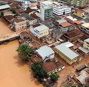 Tragedia na cidade de Rio Casca, Zona da Mata