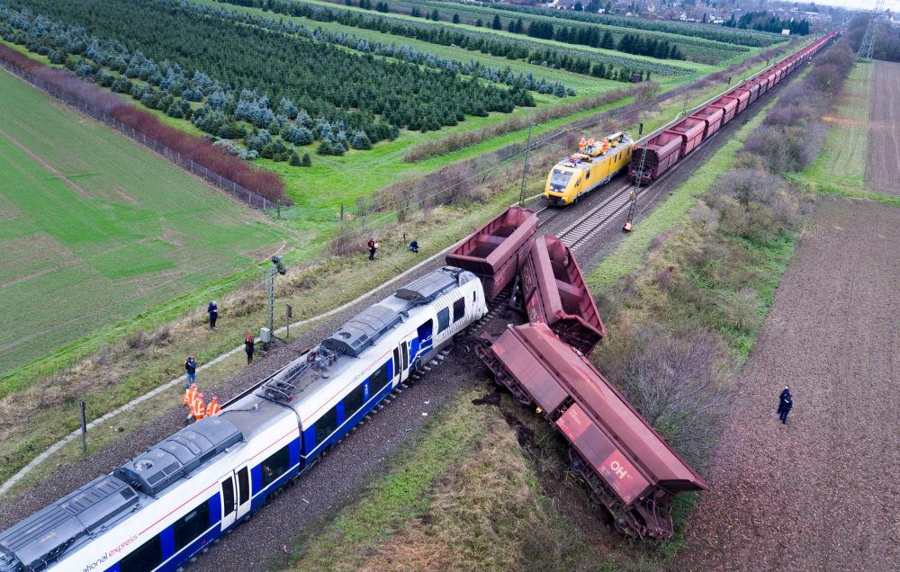 Acidente com trens na Alemanha ocorrido em 6 de dezembro de 2017