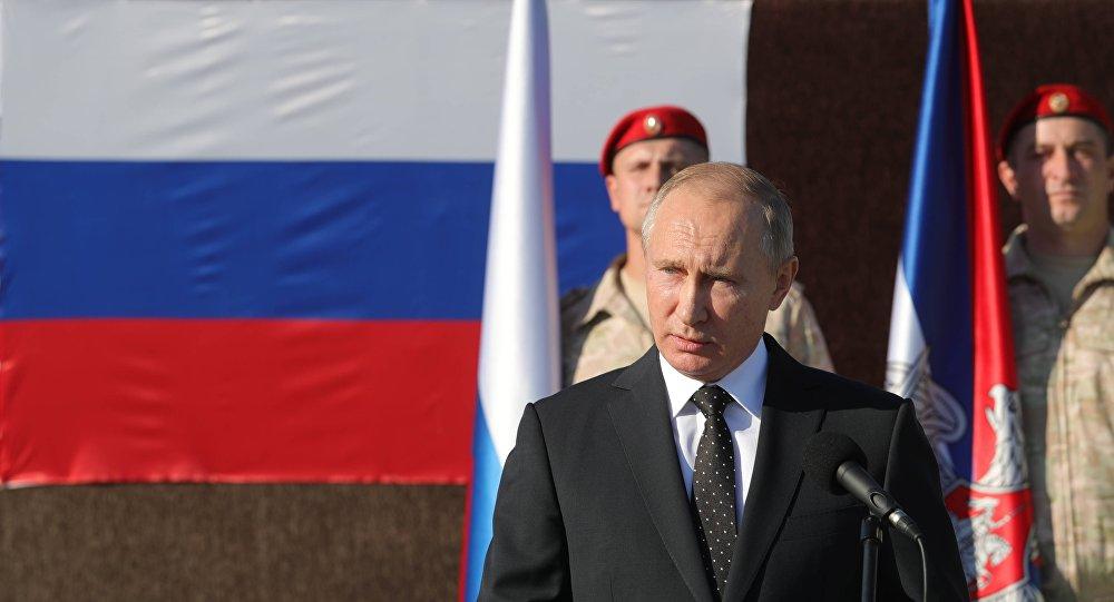 """Síria: As previsões dos ocidentais sobre """"um pântano"""" ou """"uma armadilha síria"""" para a Rússia não se tornaram realidade"""