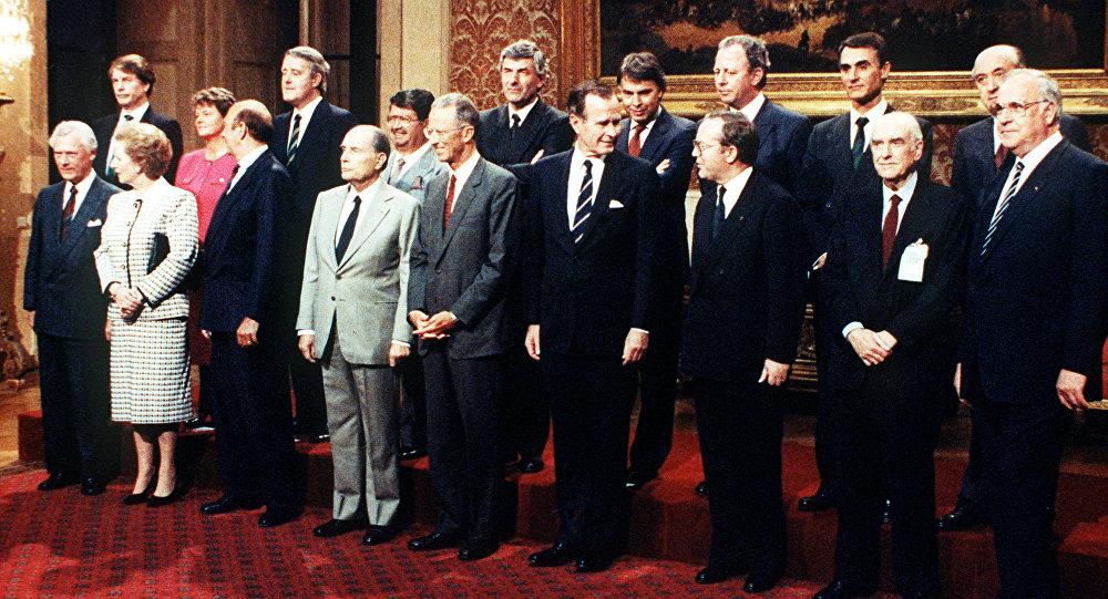 Muitas promessas, nenhum cumprimento: como OTAN mentiu para URSS