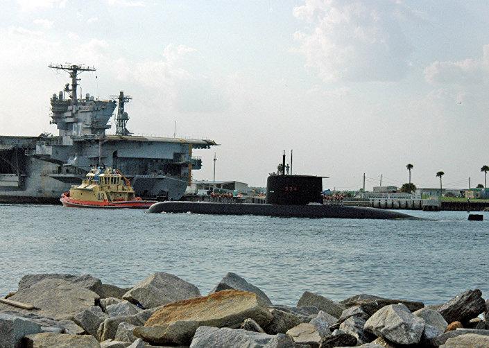 Submarino brasileiro Tikuna