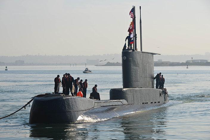Submarino peruano Pisagua