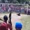 Pênalti mais perigoso do mundo: brasileiro marca gol com fuzil apontado para ele