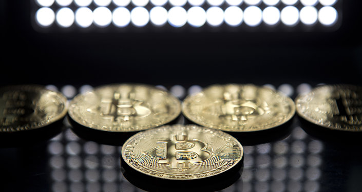 Moedas do bitcoin, Londres