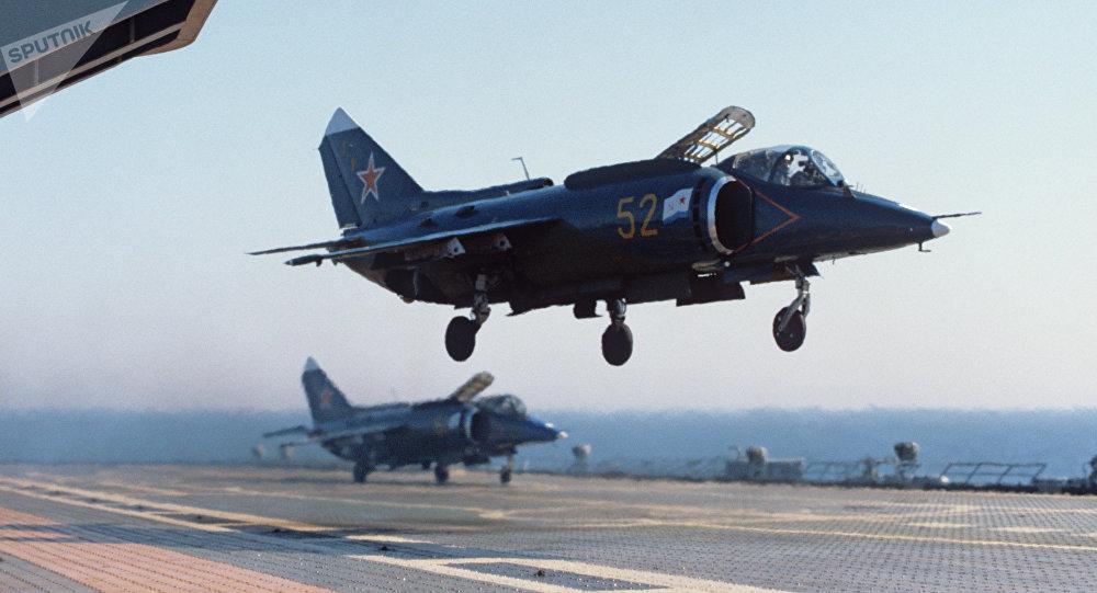 Caça Yak-38