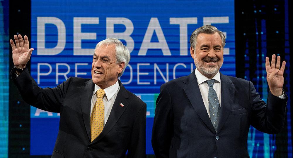 Eleições presidenciais no Chile acontecem neste domingo (17)