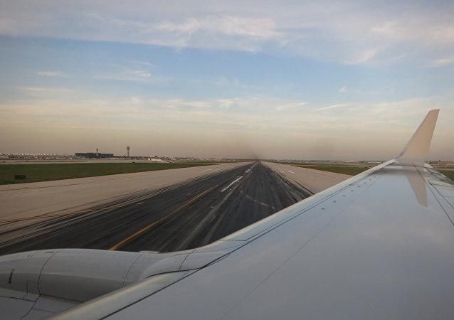 Pista de decolagem e aterrissagem, imagem referencial