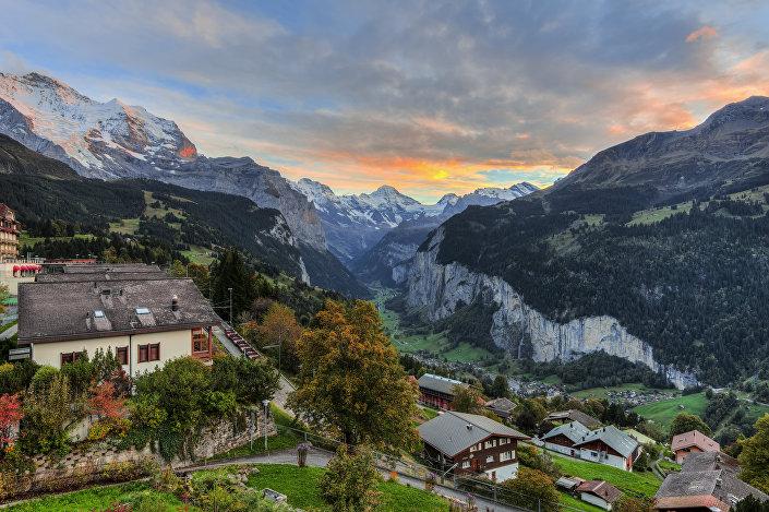 Wengen, Suíça