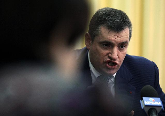 Leonid Slutsky, parlamentar russo