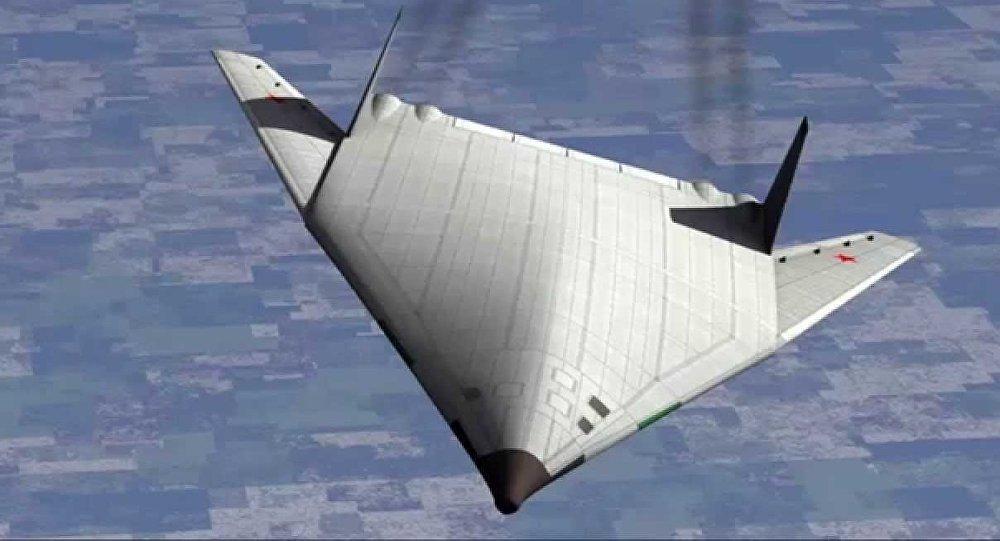 Bombardeiro estratégico PAK DA, protótipo