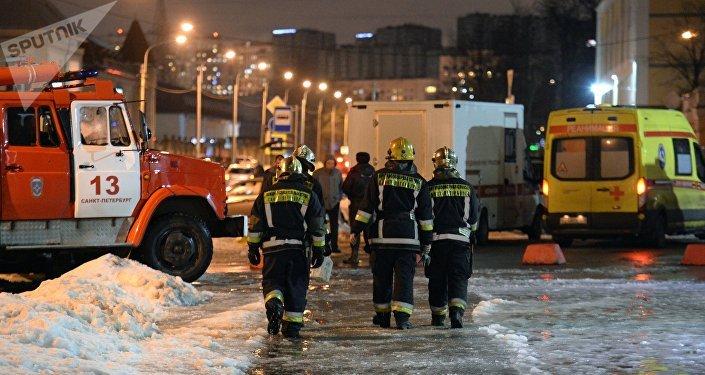 Detido suspeito de ataque em São Petersburgo