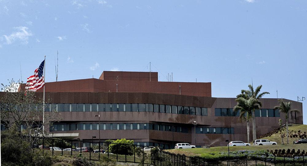 Resultado de imagem para embaixada eua venezuela