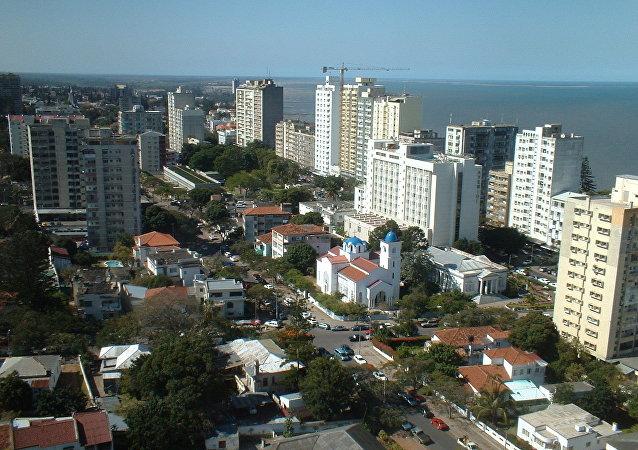 Maputo, capital de Moçambique (Imagem ilustrativa)